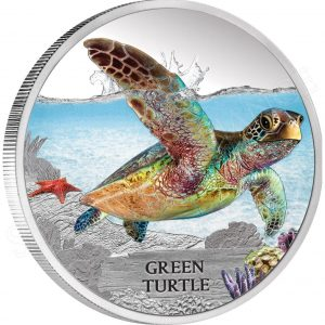 0-endangered-extinct-green-turtle-silver-coin-reverse