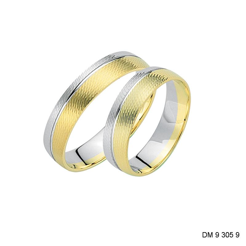 Snubní prsten ze Zlatnictví Svět snubních prstenů Palmovka, Praha