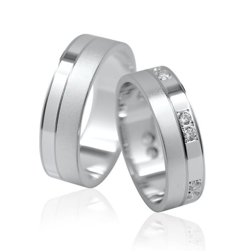 Snubní prsten ze Zlatnictví RETOFY, Rožnov pod Radhoštěm