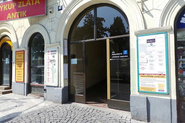 Prodejna zlatnictví s11s55 s.r.o., Praha