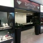 Zlatnictví Atrium, Hradec Králové