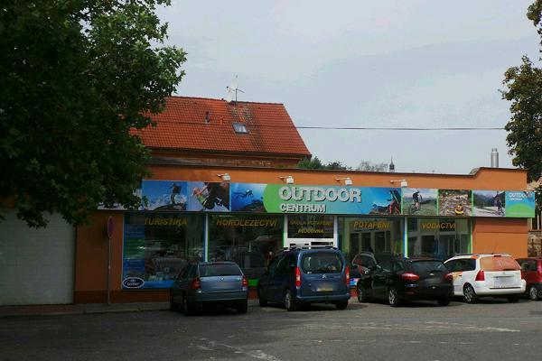 Prodejna Zlatnictví Barbora Metzlová, Kolín