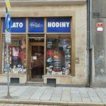 Zlatnictví a hodinářství Tajč, Plzeň