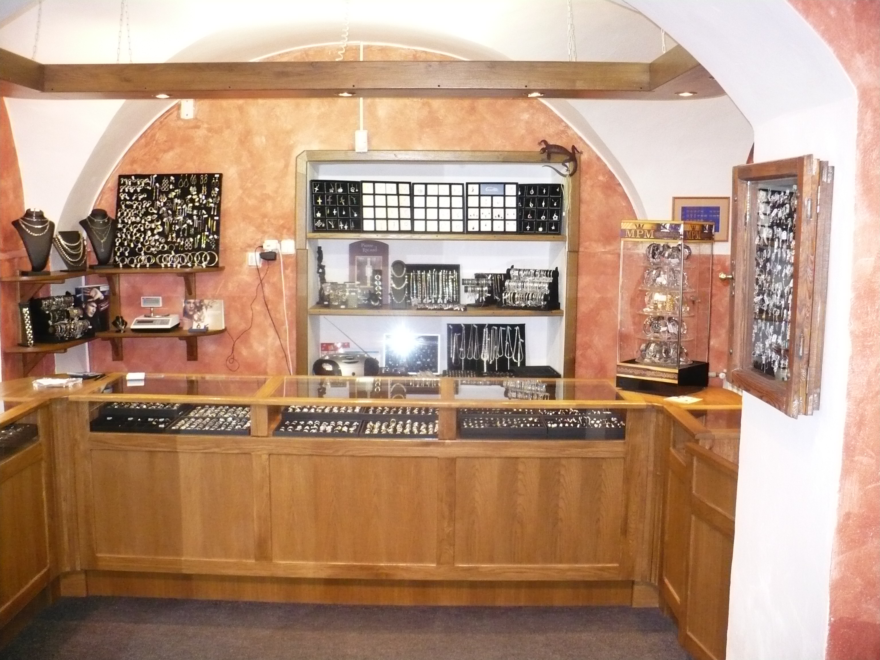Prodejna Zlatnictví Iveta Kerplová, Kadaň