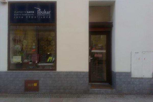 Prodejna Zlatnictví Kavis, Bohumín