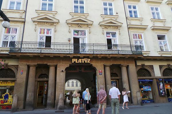 Prodejna Zlatnictví Modelovesperky.cz, Praha