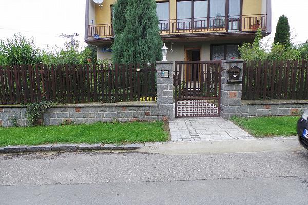 Prodejna Zlatnictví Václav Hovorka, Višňová
