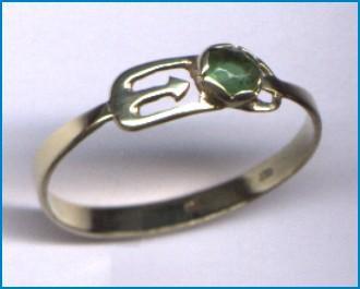 Prsten ze Zlatnictví MM Zlatník, Praha