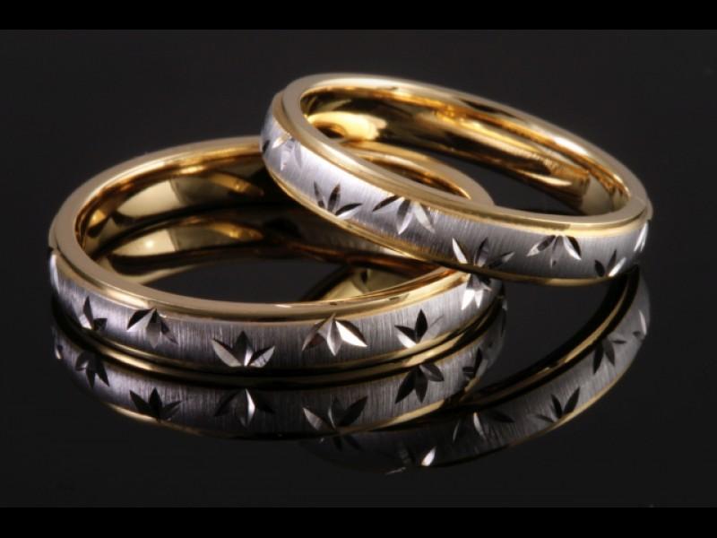 Snubní prsten ze Zlatnictví Lillian Vassago s.r.o., Plzeň