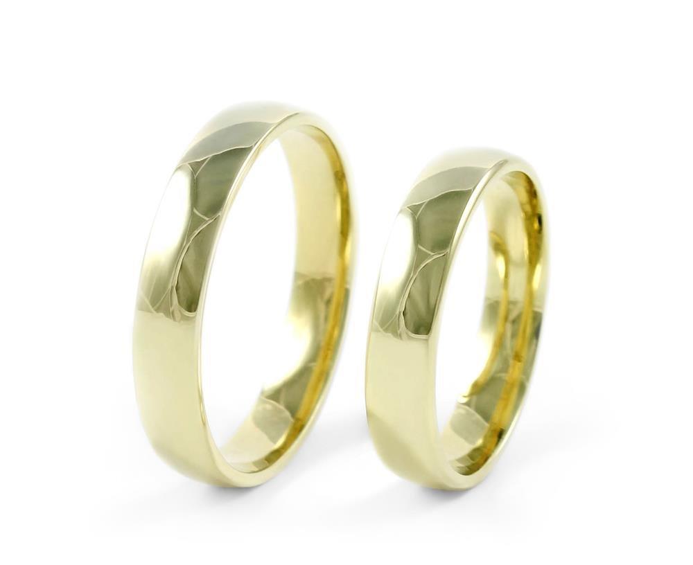Snubní prsten ze Zlatnictví Tomka, Liberec