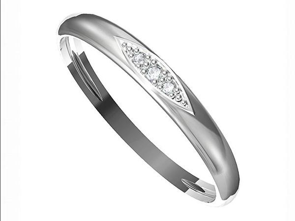 Zásnubní prsten ze Zlatnictví Goldimex, Pardubice