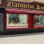 Zlatnictví Donny, Pardubice