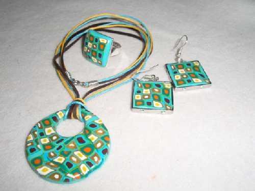 Šperky z Klenotnictví Bižuterie Šmídová, Píšťany