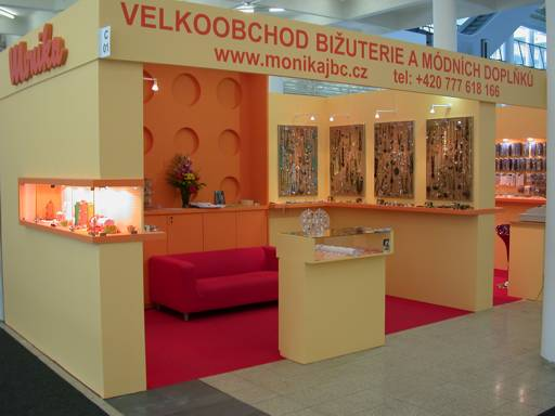 Výstava Klenotnictví Monikajbc.cz, Jablonec nad Nisou