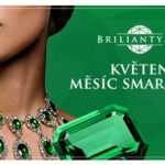 Květen je měsícem smaragdu. Nechte se také okouzlit tímto nádherným drahokamem.