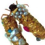 Toužíte po exkluzivitě? Pořiďte si šperky vyrobené larvami hmyzu!